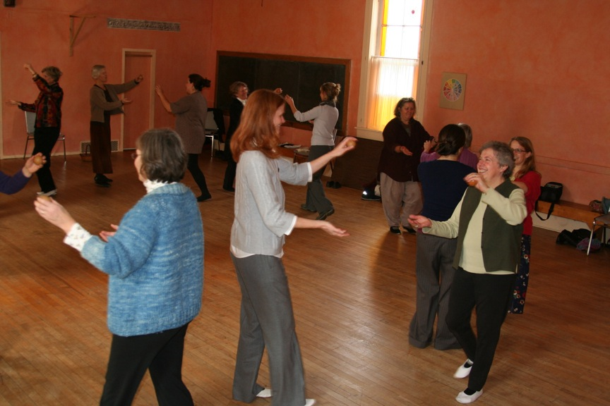 Eurythmy for Social Awareness – Saturday 17th June